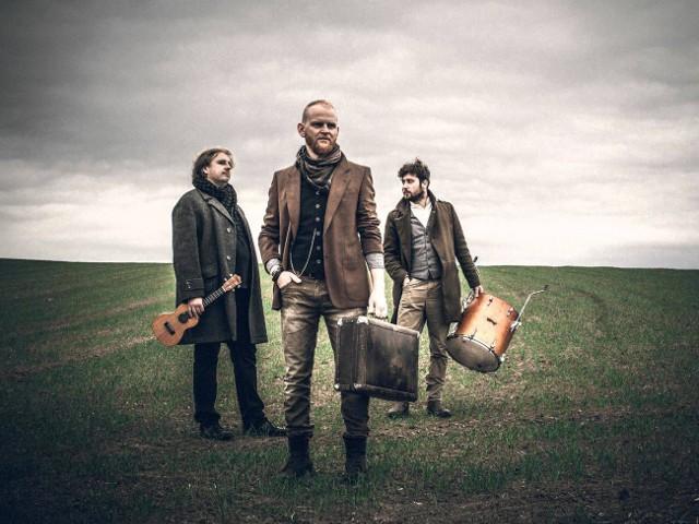 Henry David's Gun wystąpią 1 października na Pińczów Songwriter's Festival.