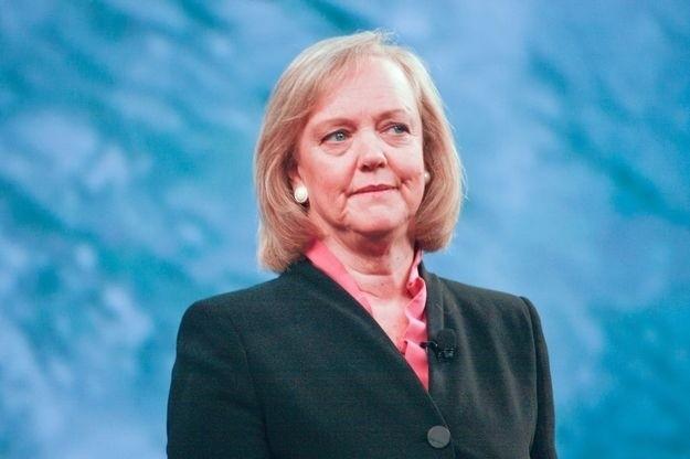 Meg Whitman, prezes Hewlett-Packard