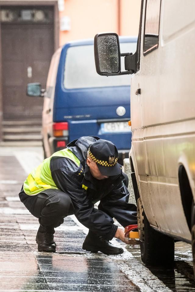 Strażnicy miejscy w Gliwic domagają się odszkodowania za mobbing
