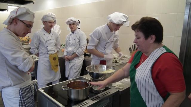 W Łodzierzy gotowali po kaszubsku.