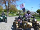 Setki motocykli i kosze owoców dla Bartusia Przychodzkiego. Zobacz ile w weekend zebrano w Sandomierzu dla Bartusia [ZDJĘCIA]