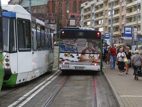 Po uruchomieniu Szybkiego Tramwaju autobusów pospiesznych będzie mniej.
