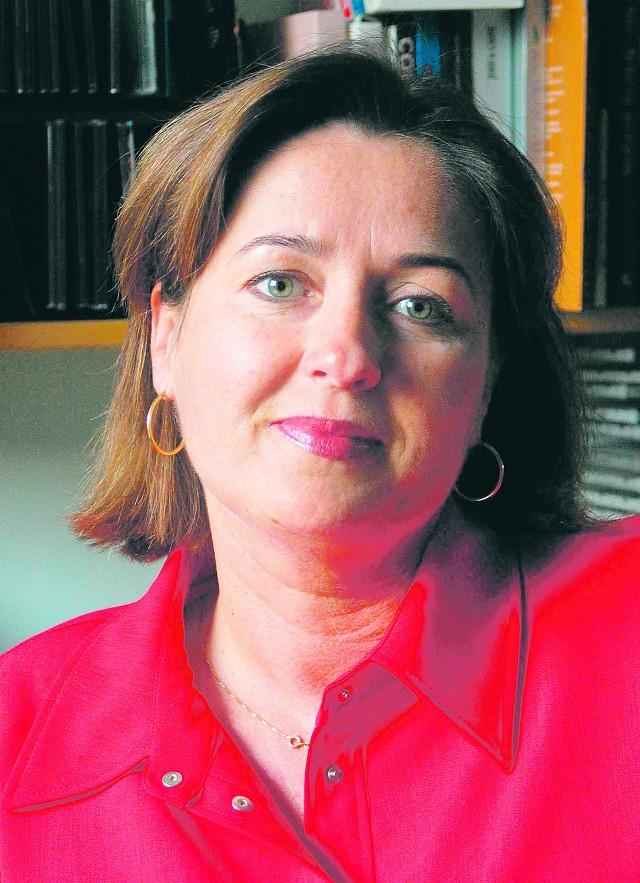 Prof. Dorota Piontek, politolog UAM