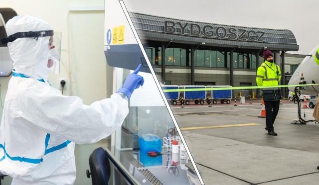 Laboratorium Vitalabo na terenie bydgoskiego lotniska zacznie działalność od 1 czerwca br.
