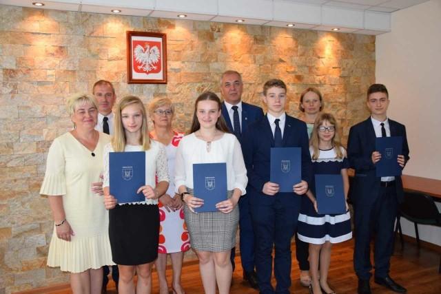 Uczniowie z gminy Gołcza co roku należą do najlepszych w powiecie miechowskim