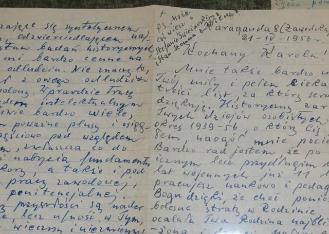 Listy ks. Bukowińskiego trafią na trzy dni do szkoły podstawowej w Lubiczu Dolnym pod Toruniem