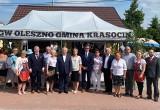 Świetna zabawa na festynie odpustowym w Olesznie w gminie Krasocin (ZDJĘCIA)