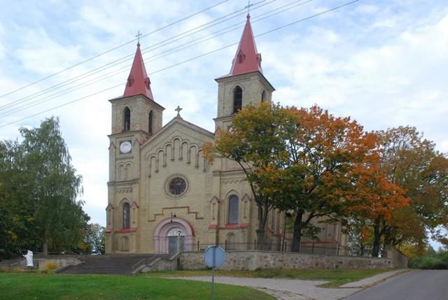 Kościół św. Stanisława Biskupa i Męczennika w Dąbrowie Białostockiej
