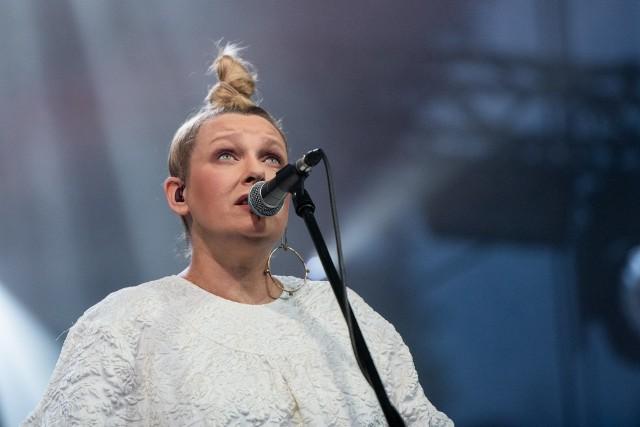 W parku Starego Browaru wystąpiła Kasia Nosowska, która porwała poznańską publiczność.Zobacz zdjęcia z koncertu --->
