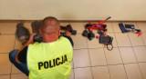 Kradli katalizatory z samochodów osobowych na terenie województwa łódzkiego. ZDJĘCIA