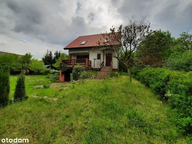 Uroczy dom nad Jeziorem Wierzbiczańskim na sprzedaż. Tam możesz urządzić swoją letnią daczę!
