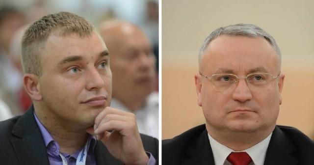 Michał Motowidełko i Tomasz Możejko