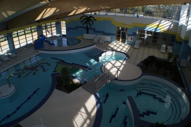 Park Wodny przy ul. Piłsudskiego to największe w mieście centrum basenowo-rekreacyjne adresowane do miłośników  pływania i różnego rodzaju zabaw w wodzie.