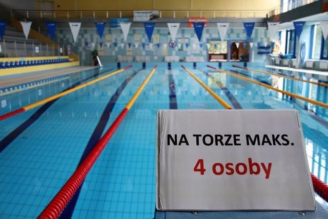 Pływalnia sportowa BOSiR w Białymstoku
