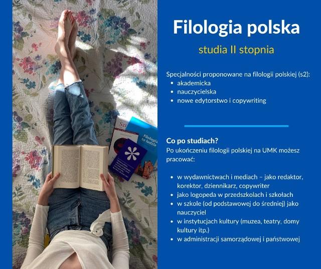 """""""Ta pannica na zdjęciu wygląda korzystnie""""- napisał prof. Jerzy Smulski pod reklamą studiów filologicznych drugiego stopnia na UMK."""