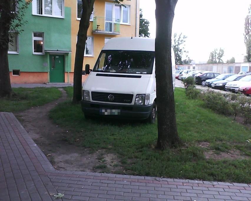 Mistrzowie Parkowania- kujawsko-pomorskie....
