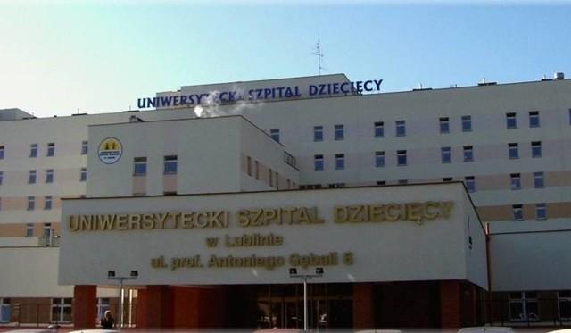 Okazuje się, że koronawirus pojawił się w Uniwersyteckim Szpitalu Dziecięcym w Lublinie