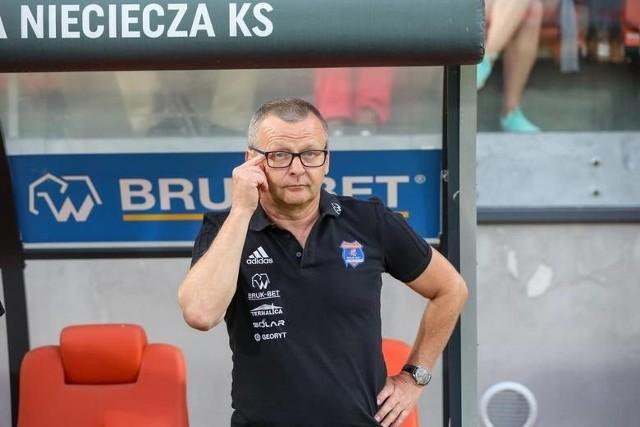 Piotr Mandrysz ma szansę zastąpić w Nowym Sączu swojego imiennika Piotra Świerczewskiego oraz Marcina Jałochę