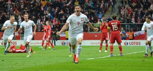 Polska - Armenia 2:1