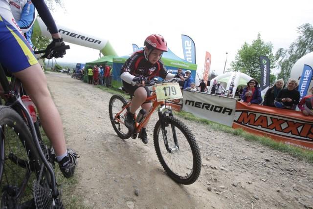 II Otwarte Mistrzostwa Cross Country Ghostbikers Będzin na Górze Dorotki