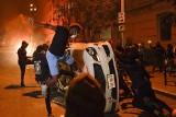 Zamieszki, podpalenia i grabieże. Trump ewakuowany do bunkra