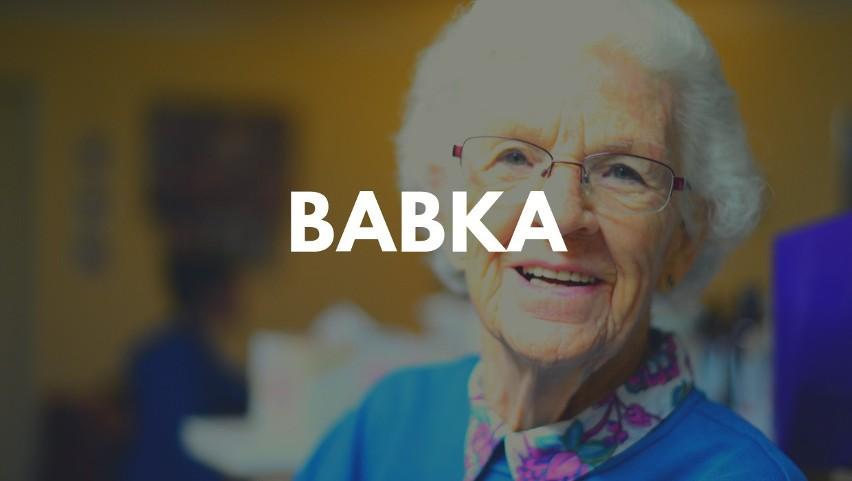 Jeśli chcesz opowiedzieć Słowakowi o swojej babci, zastanów...