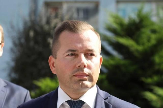Henryk Dębowski, przewodniczący klubu radych miejskich PiS