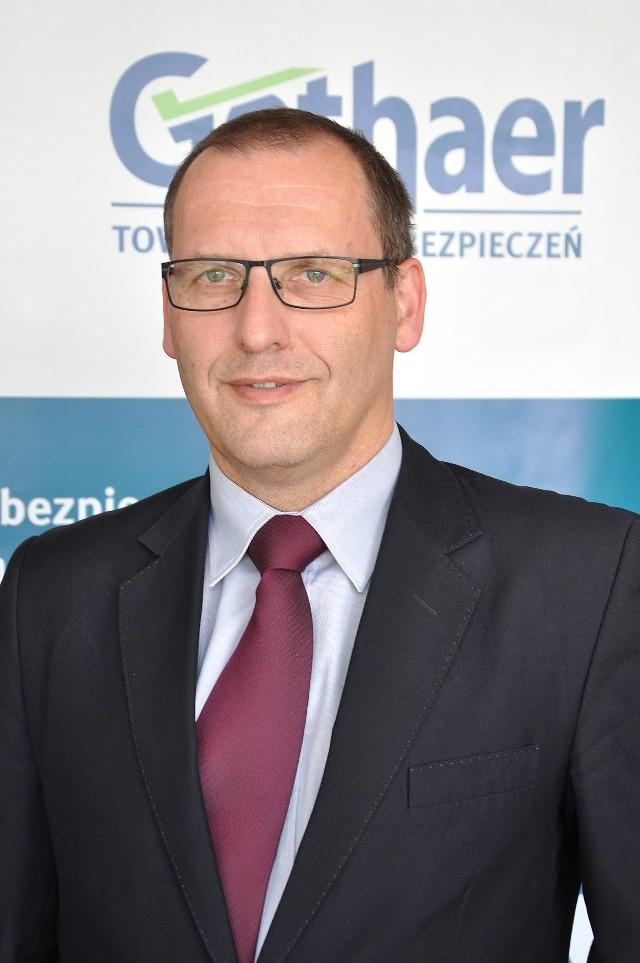 Marek Dmytryk, Zastępca Dyrektora Biura Ubezpieczeń Detalicznych.