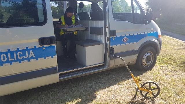 Wypadek na Drewnowskiej w Łodzi. Rowerzystka potrącona na przejeździe rowerowym