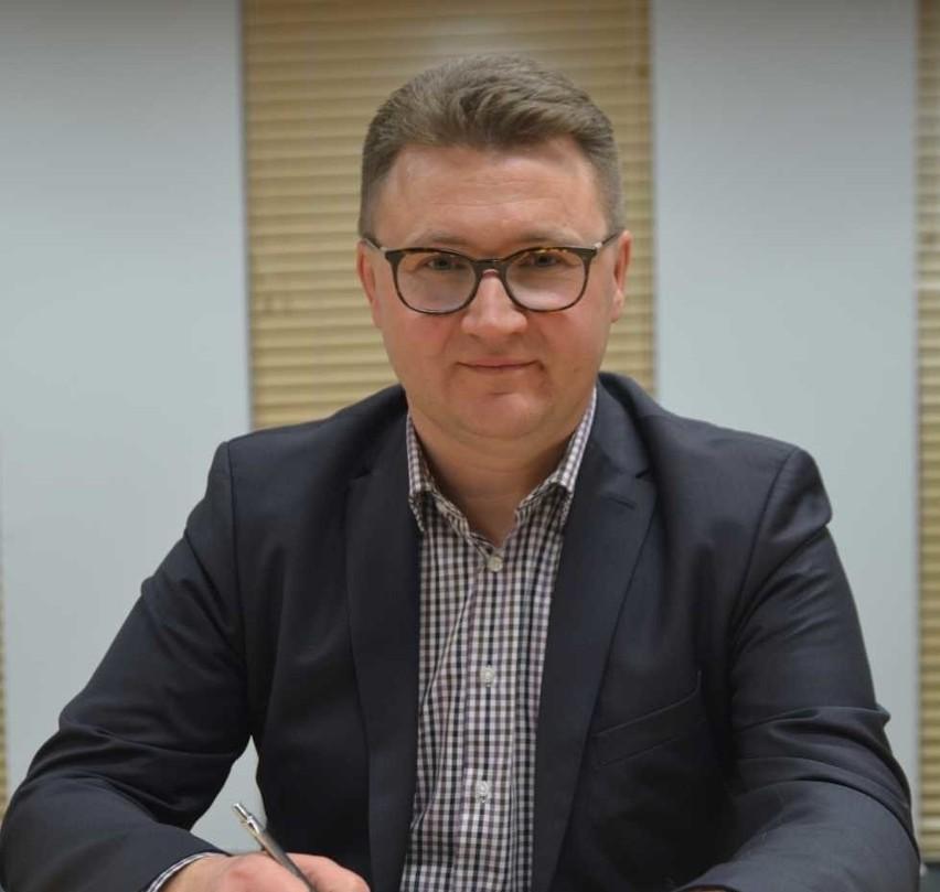 Marek Wieczorek, były już prezes LPNT