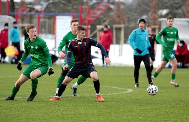 Pogoń Szczecin - Warta Poznań 1:1 (0:0)