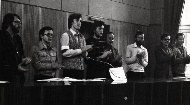 Komitet Założycielski NZS na PWr