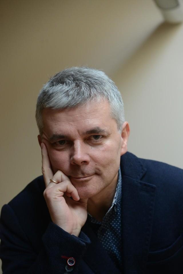 Leszek Kalinowski - dziennikarz GL