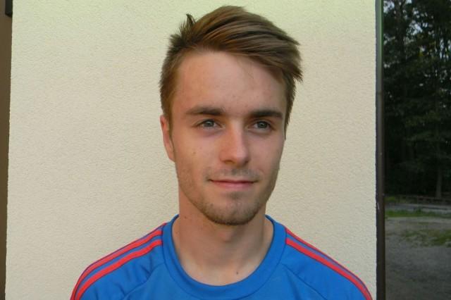 Dziekan w barwach Kolbuszowianki zagrał sporo świetnych meczów.