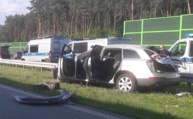 Policja publikuje mapę śmiertelnych wypadków na drogach w...