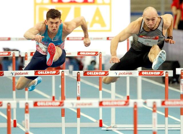 Damian Czykier z Podlasia czwarty raz zdobył złoty medal halowych mistrzostw Polski