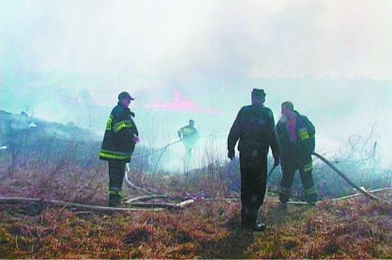 Każda akcja gaszenia traw kosztuje od kilkuset do kilku tysięcy zł – przypominają strażacy.