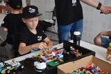Białystok. Zawody LEGO robotyki. Dzieci zaprezentowały wyjątkowe konstrukcje [ZDJĘCIA]