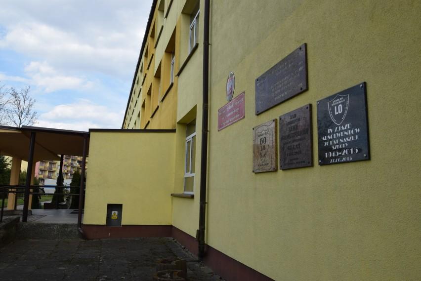 Alarm bombowy w liceum w Sępólnie był fałszywą wiadomością...