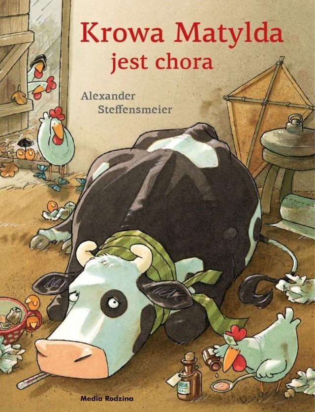 """""""Krowa Matylda jest chora"""",  Alexander Steffensmeier"""