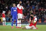 """Sensacja w Londynie. Arsenal odpadł z LE z Olympiakosem. """"To boli. I to bardzo. Pokładaliśmy ogromne nadzieje w tych rozgrywkach"""""""