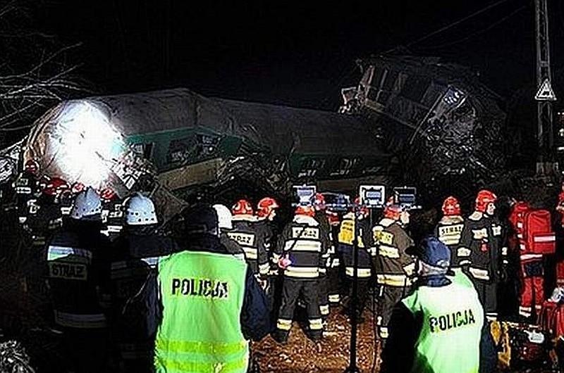 Katastrofa kolejowa Szczekociny. Jutro odbędą się pogrzeby ofiar