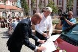 Poznań: Cherry Car wypożyczy auta na minuty. System carsharingu ruszy jesienią [ZDJĘCIA]