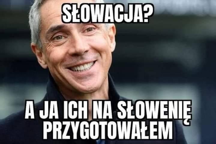 Już dziś Polska - Anglia. Na rozgrzewkę - trochę memów o Paulo Sousie