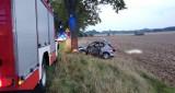 Wypadek pod Starkowem. Nie żyje druga ofiara zderzenia (wideo, zdjęcia)