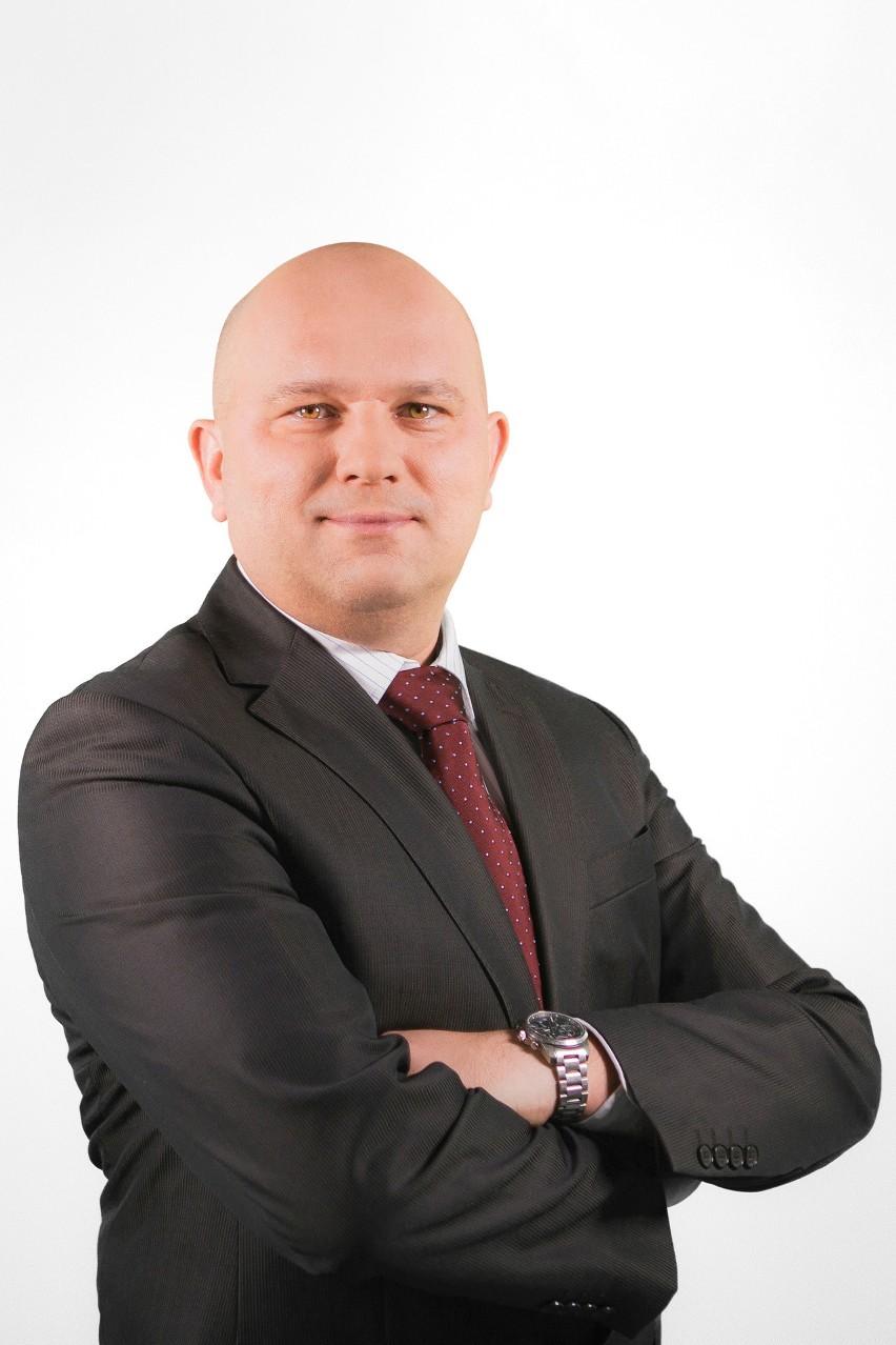 Robertem Gołuński, prezes Traveplanet.pl