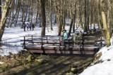 Słoneczne popołudnie w Dolinie Racławki, wiosna tuż-tuż [GALERIA]