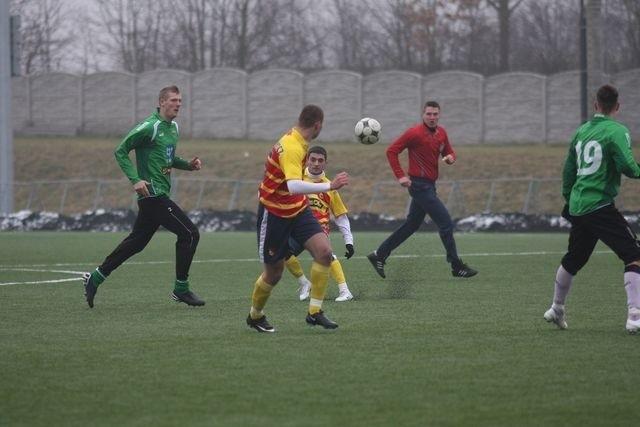 Michał Fidziukiewicz zdobył jedną z bramek dla Jagi