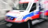 Medycy z pogotowia w Choszcznie ratowali pijanego do nieprzytomności. Badania wykazały, że miał w organizmie... ok. 10 promili