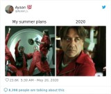 2020: memy o roku, który chcemy już zapomnieć. Internauci tworzą memy: plany na 2020 vs. rzeczywistość. Koronawirus nie zabrał nam humoru